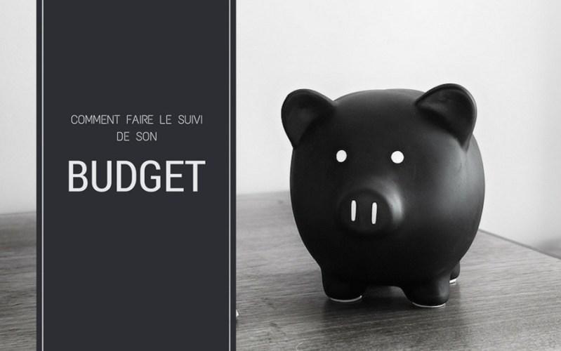 Comment faire le suivi de son budget