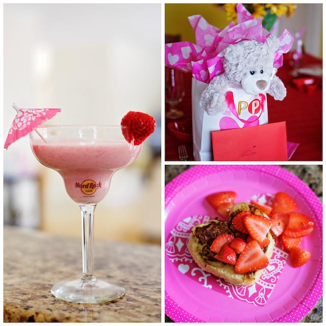 Déjeuner de la St-Valentin