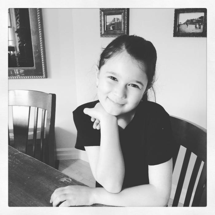 Les 8 ans de ma belle Audrey