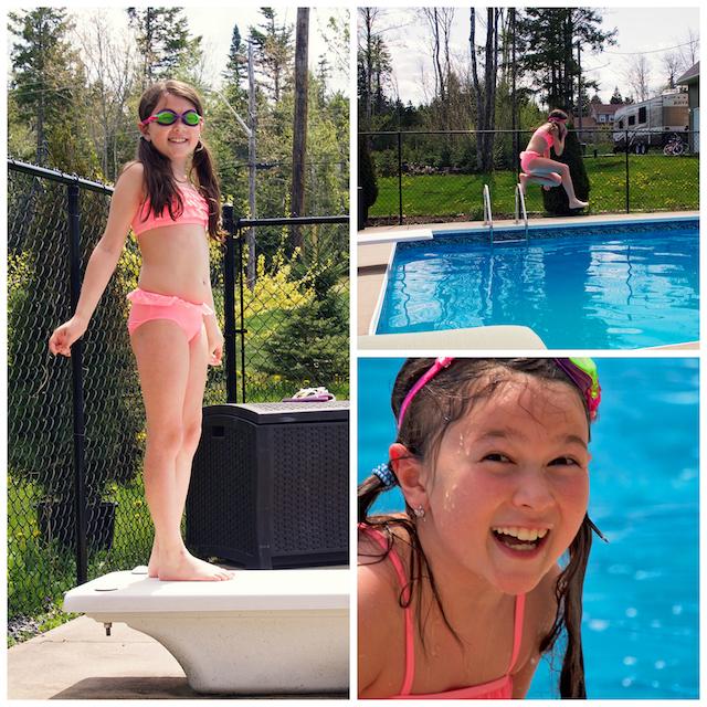 Ouverture officielle de la piscine