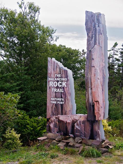 Balancing Rock Trail