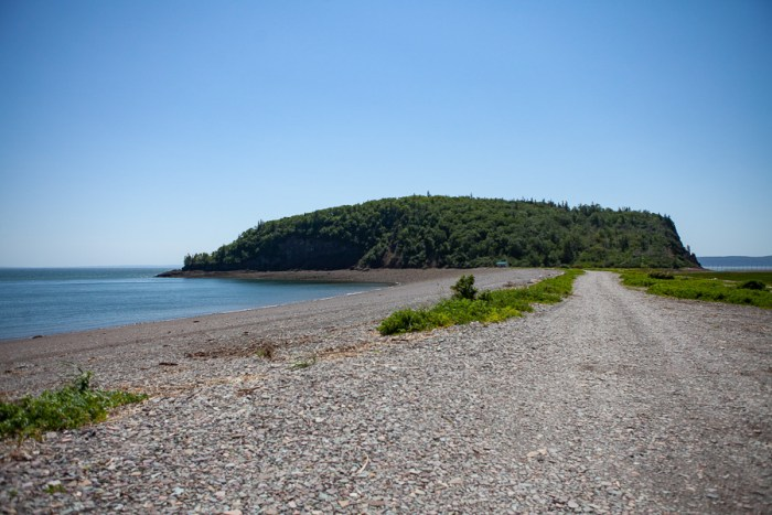 Partridge Island Beach
