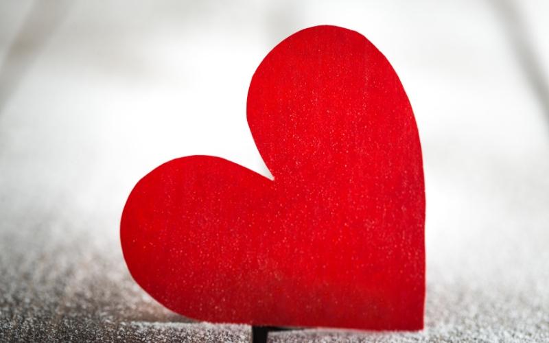 La Saint-Valentin et le passage du temps