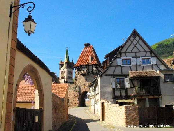 séjour printanier en Alsace : Châtenois © French Moments