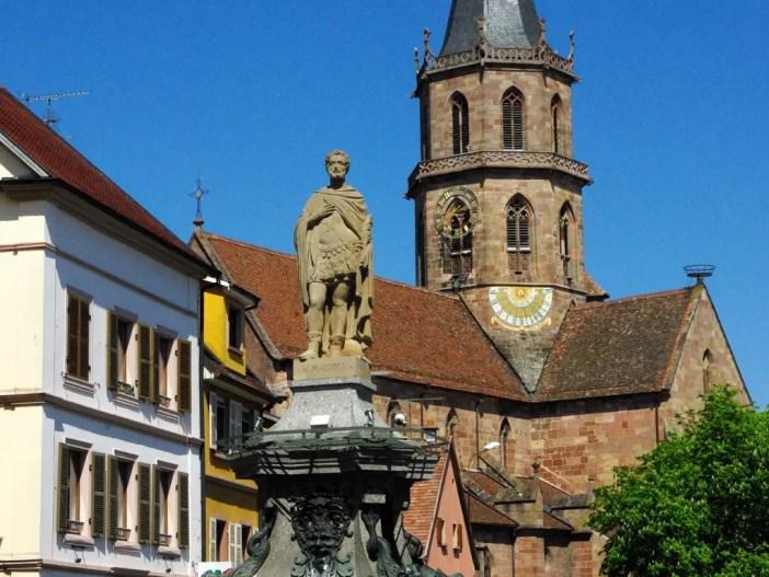 séjour printanier en Alsace : Soultz-Haut-Rhin © French Moments
