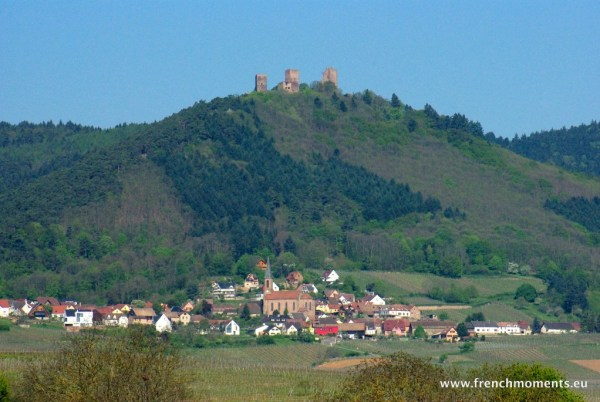 séjour printanier en Alsace : Husseren © French Moments