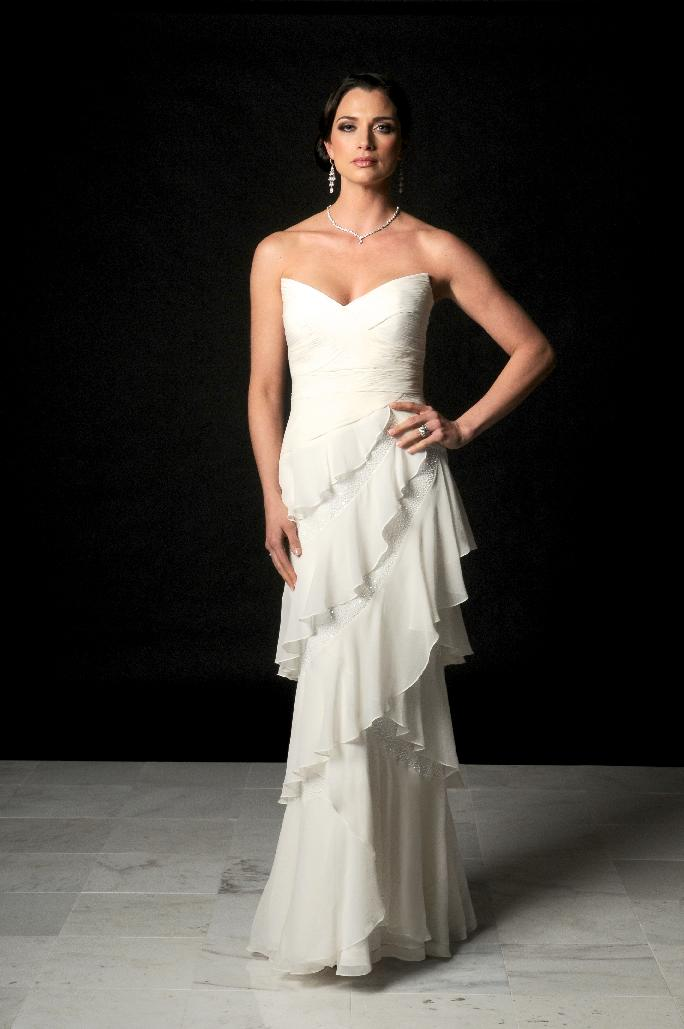 Daymor Couture 509 Mother Of The Bride Tiered Dress