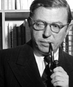 Sartre, photo