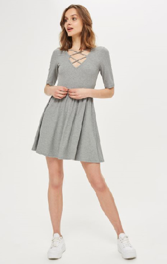 robe casual look topshop