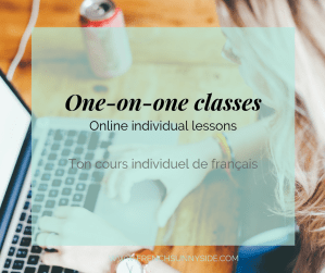 One-on-one classes