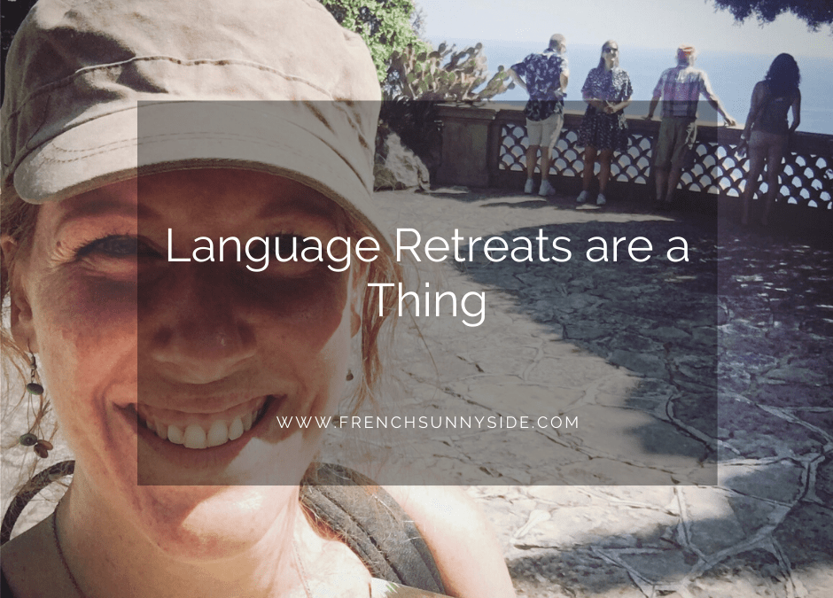 So, Language Retreats are a Thing?