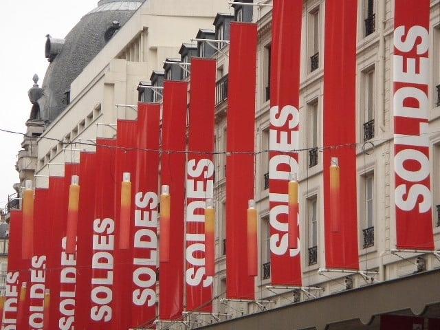 sales season in france french sales