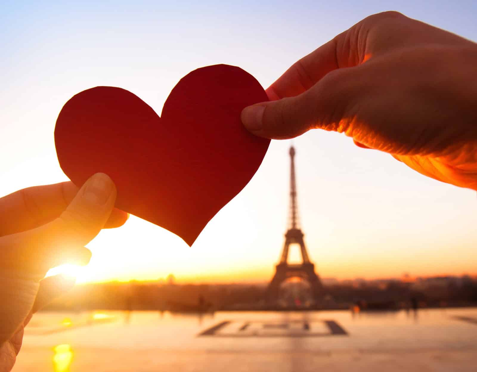 Joyeuse Saint Valentin Valentines Day In France