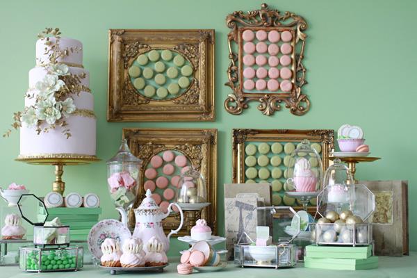 Candy Bar o Sweet Table
