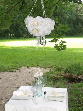 diy projects shabby chic chandelier