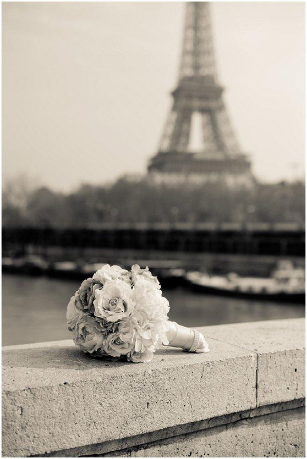 bouquet Torre Eiffel