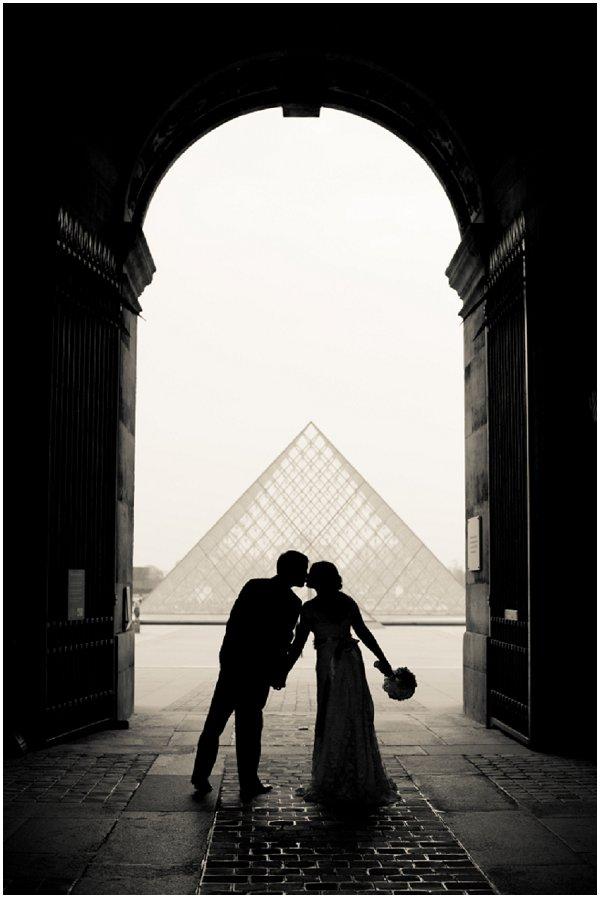 Casamento em Louvre Paris