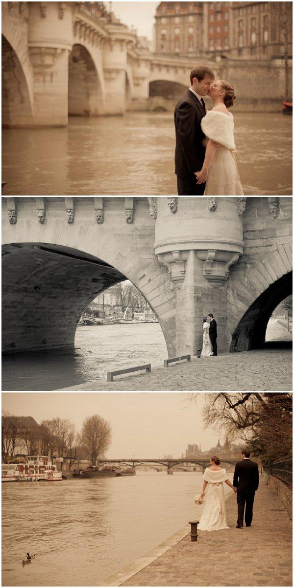 fotografia de casamento paris