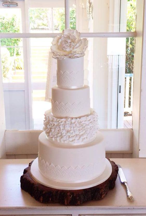 2015 Wedding Cake Trends Created by The Cake That Ate Paris