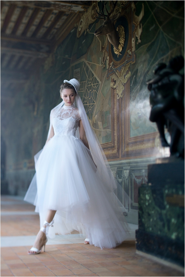 Cymbeline 2017 French Wedding Style