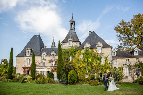 Chic Chateau Mas De Montet Real Wedding - French Wedding Style