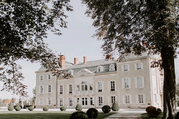 Luxury French Chateau Wedding at Château de Varennes ...