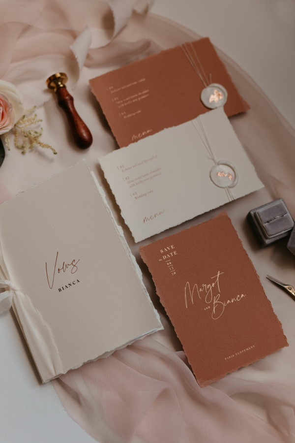 Papeterie de mariage France