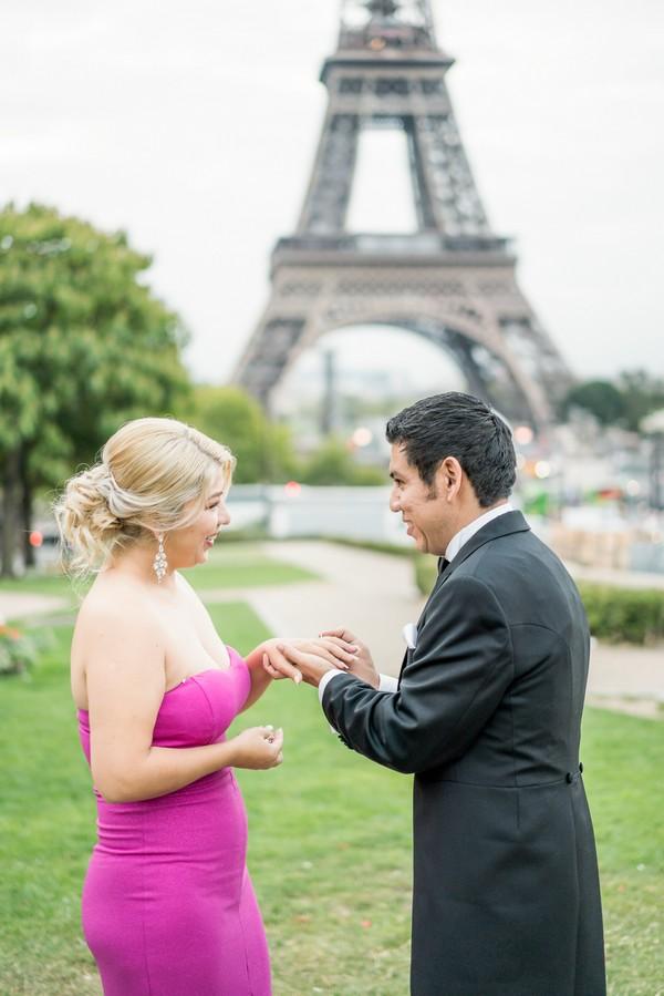 proposition surprise paris elopement 007