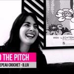 BeyondThePitch #9 : Armonie Bellepeau Crochet, B.LIV Champagne