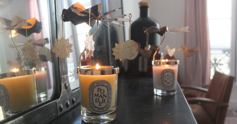 French Favorites: Diptyque Carrousel