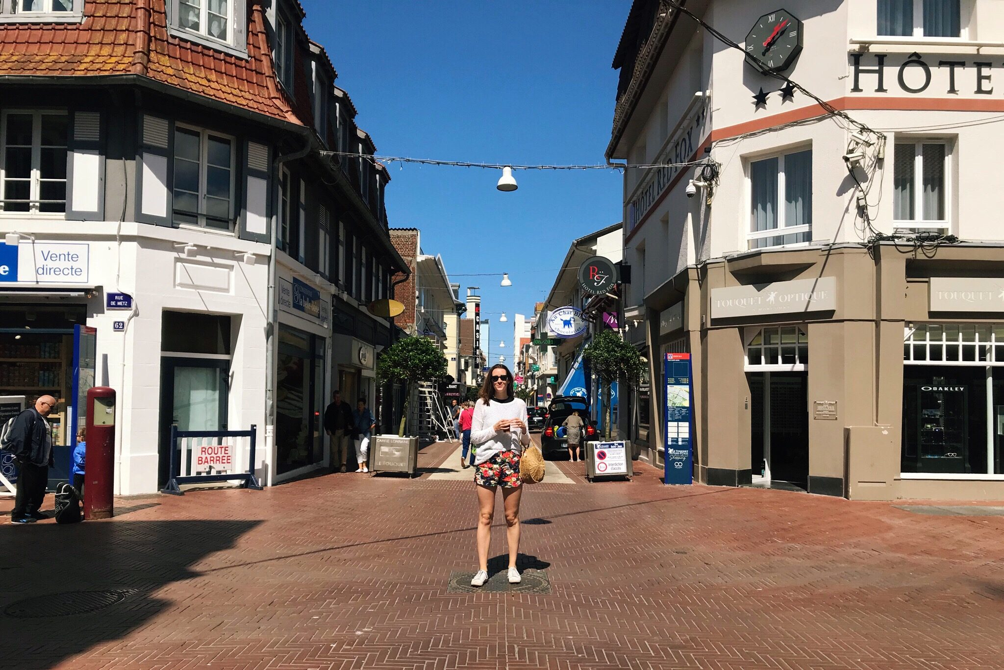 Escape from Paris: Le Touquet