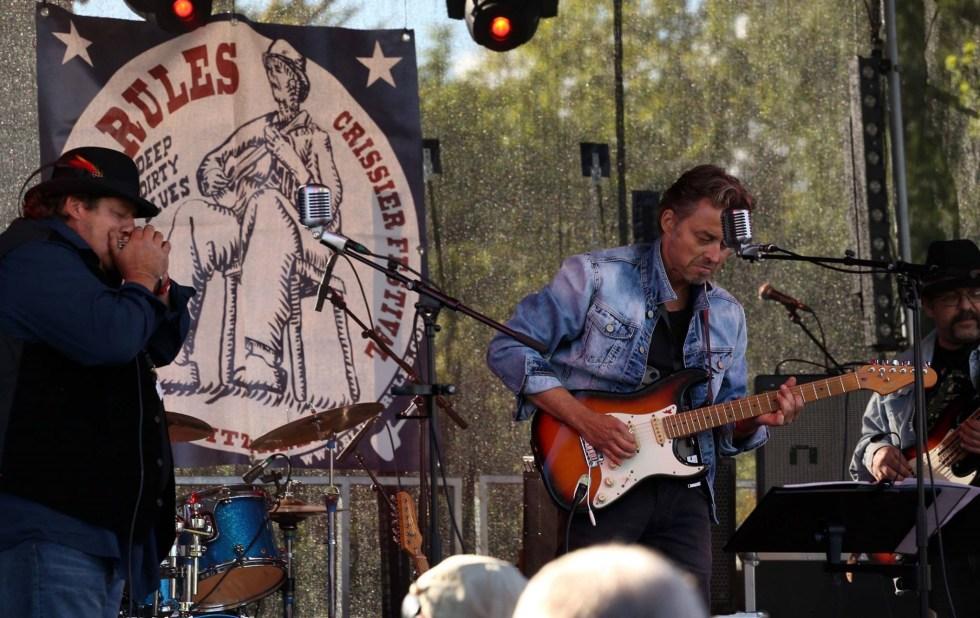 Rétrospective Du Blues Rules Festival: Vendredi