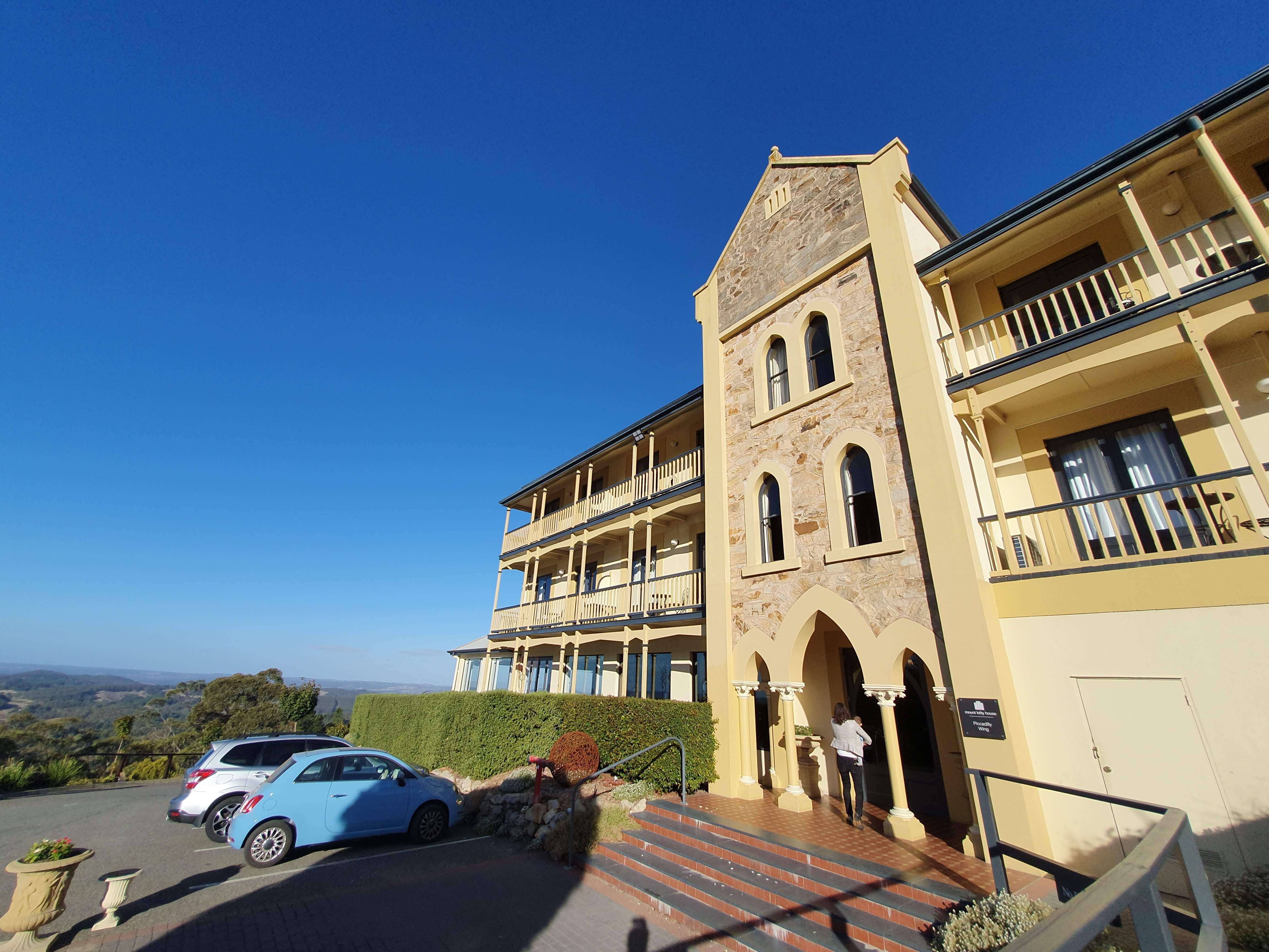 Review: Mount Lofty House, my best stay yet