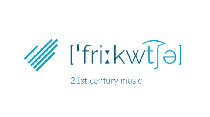 Frequture Logo with phonic transcription
