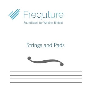 "Cover of Frequture sound bank ""Strings and Pads"""