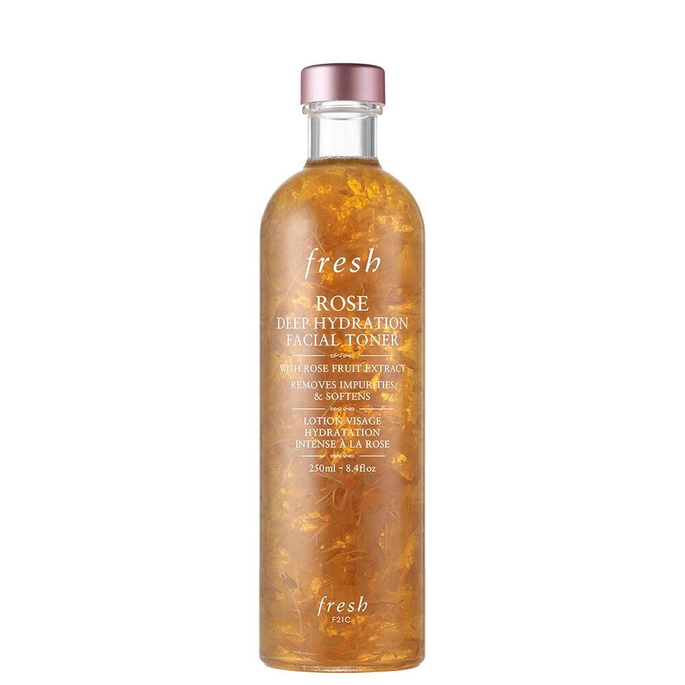 Fresh Rose Deep Hydration Facial Toner - Natural Rose Toner - Fresh