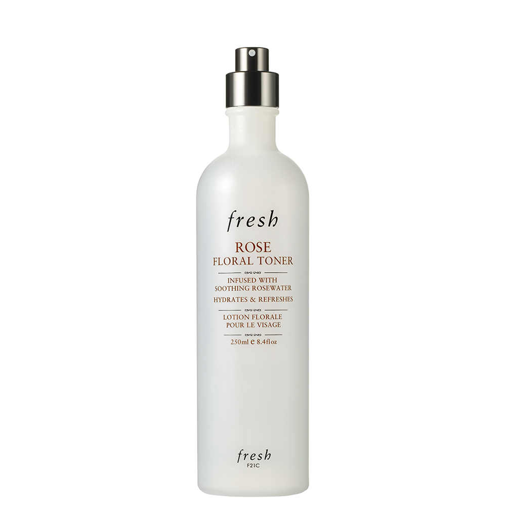 Fresh Rose Floral Toner - Soothing and refreshing Spray - Fresh