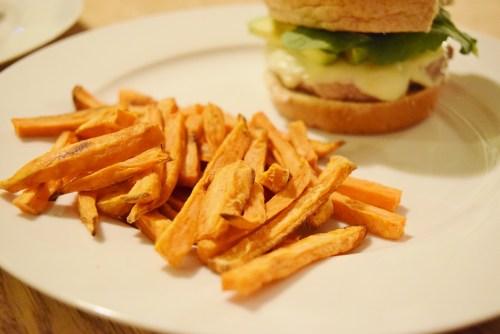 Baked Sweet Potato Fries- www.freshapron.com