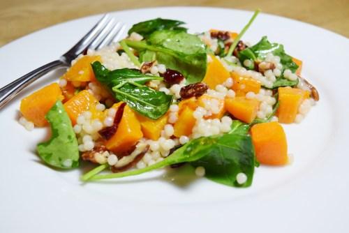 Butternut Squash and Couscous Salad - www.freshapron.com