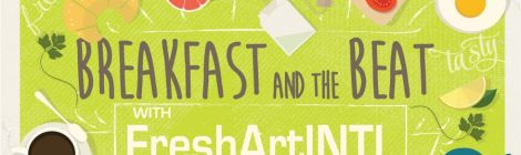 FreshArtINTL Breakfast and The Beat 4 NOV 2017
