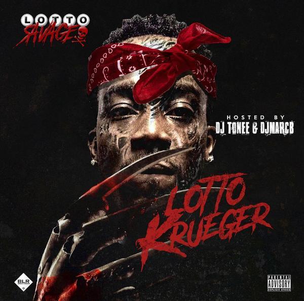Mixtape: Lotto Savage - Lotto Krueger