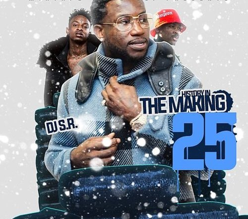 DJ S.R. - History In The Making 25