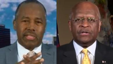 "Herman Cain Defends Ben Carson in Open Letter: ""House Negroes Stand Up!"""