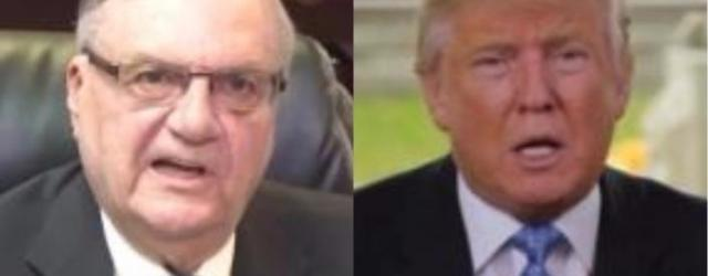 Trump Pardons Anti-Immigrant Sheriff Joe Arpaio