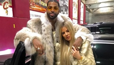 Khloe Kardashian and Tristan Thompson Reportedly Expecting a Baby Boy