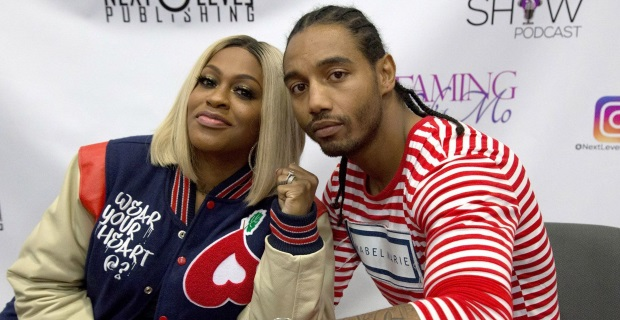 Lil Mo and Her Husband Appear on 'Couples Court' Behind Him Cheating