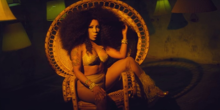 K. Michelle - Birthday (Video)
