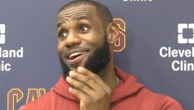 LeBron Says He's Interested in Purchasing the Cleveland Cavaliers