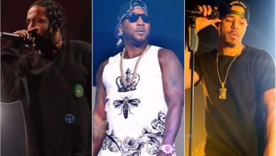 Kendrick Lamar & J. Cole Collaborate Again On Jeezy's 'Pressure' Album