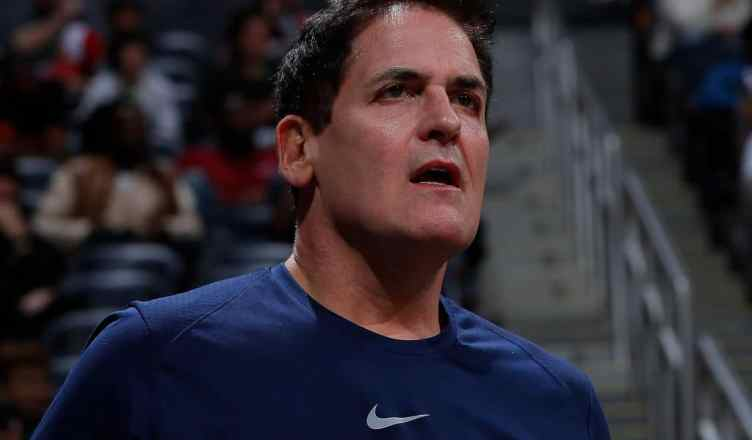 Mavericks Owner Mark Cuban Fined $600k for Tanking Comments